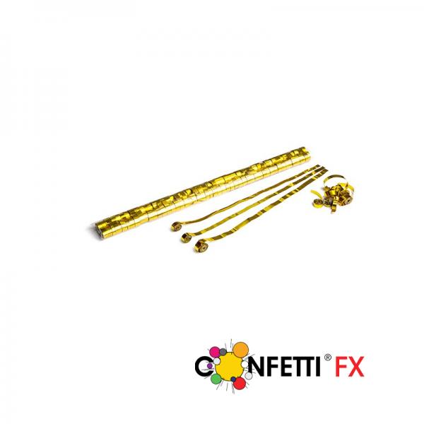 Metallic Streamers 5m x 0,85cm - gold