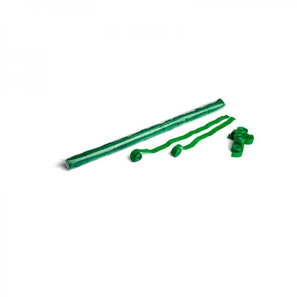Luftschlangen Streamer 10m x 1.5cm - grün