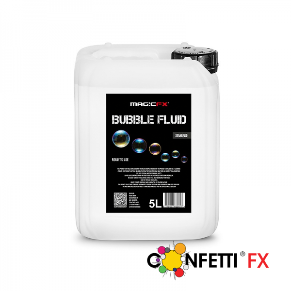 MAGICFX PRO BUBBLE FLUID - READY TO USE 5L