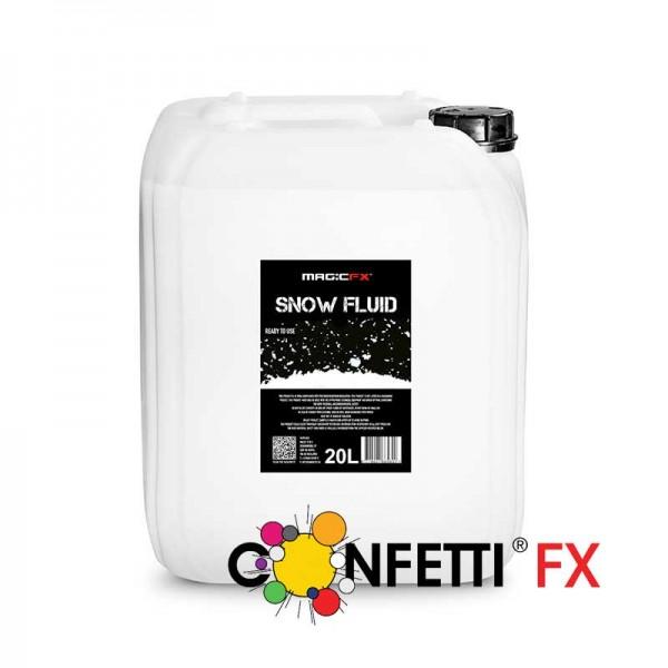 Pro Snow Fluid / Schnee Flüssigkeit 20L gebrauchsfertig