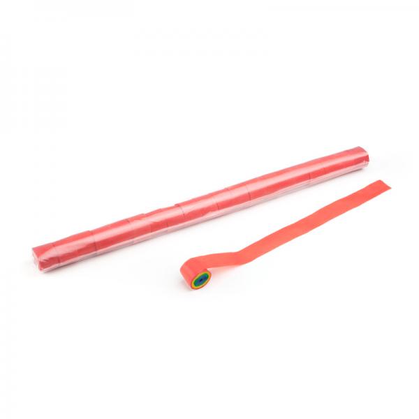 FX Luftschlangen Streamer 10m x 2,5cm Regenbogen