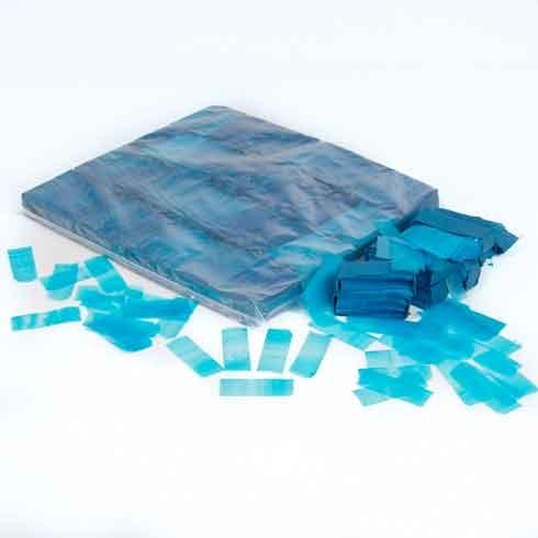 Bio Konfetti blau - 1 kg