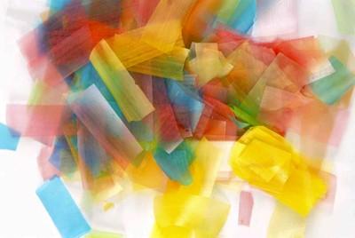 biokonfetti bunt