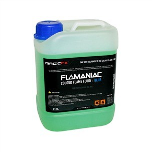 Flamaniac Fluid blau 2,5l
