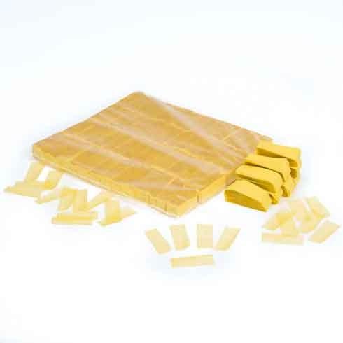 Bio Konfetti gelb - 1 kg