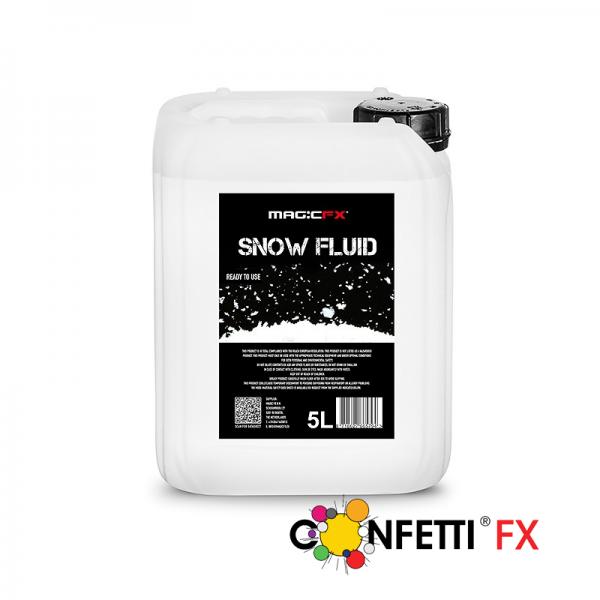 Pro Snow Fluid / Schnee Flüssigkeit 5L gebrauchsfertig